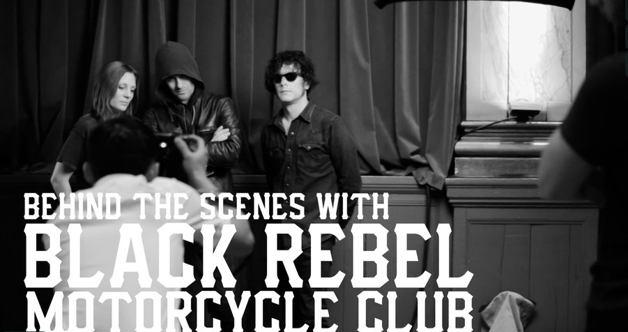 BTS with Richmond Lam and BRMC 1