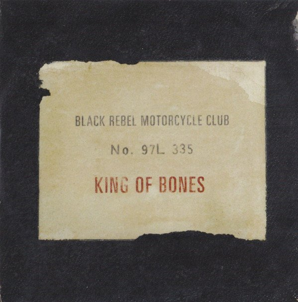 """King of Bones"" instant download when you pre-order BRMC's 'Wrong Creatures' 1"